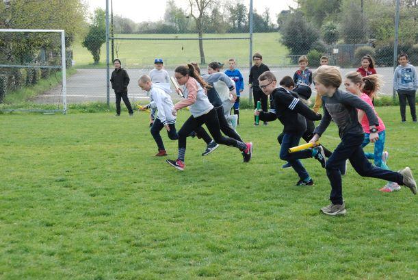 competition de course par equipes inter communales