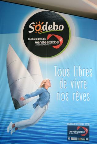 s envoler vers ses reves avec Sodebo
