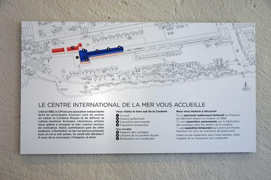 le centre international de la mer vous accueil