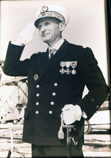 l amiral maurice dupont