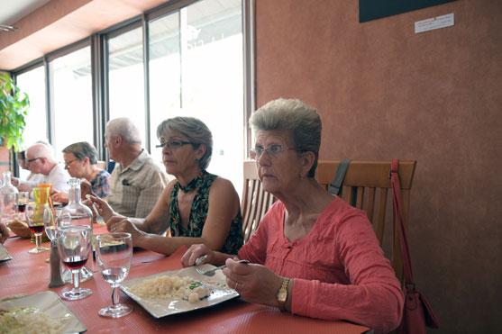 au restaurant la sicilia à rochefort