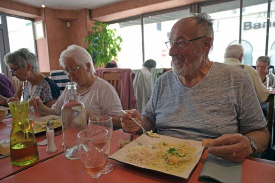 au restaurant la siciliarochefort