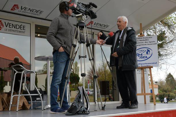interview du president joel poiraud du cdvmjsea par tv vendee